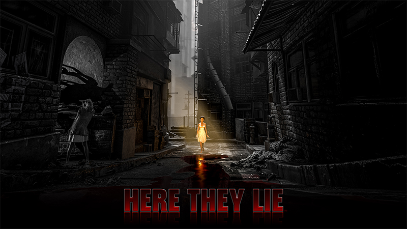 Review: Here They Lie