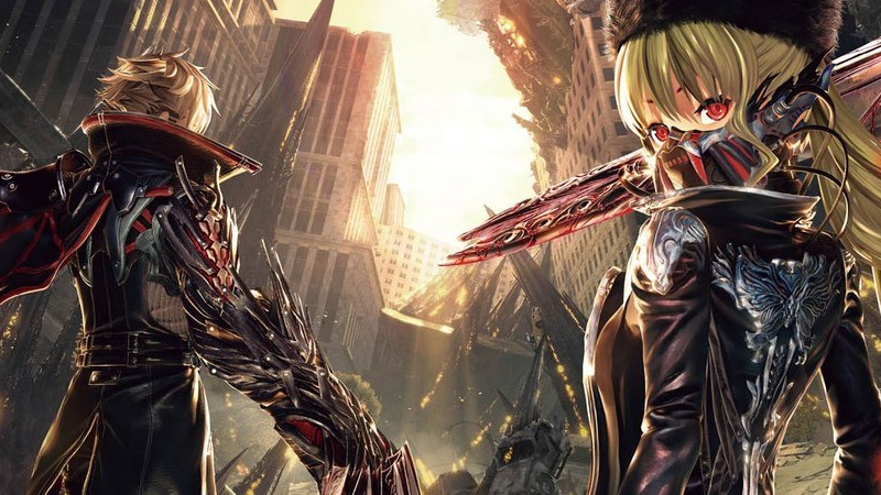 God Eater staff is working on new action RPG, Code Vein