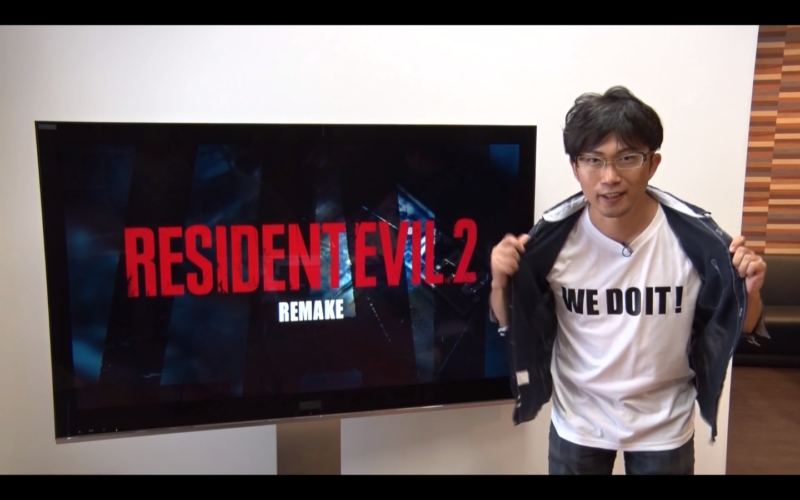 Capcom Has An Unannounced Game for Q1 2018, and It Might Be REmake 2