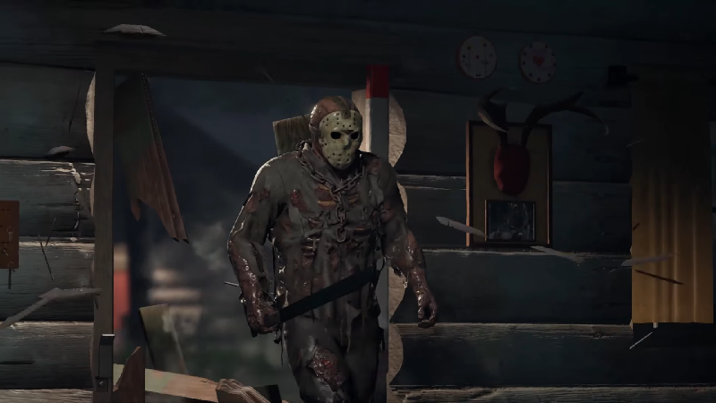 Friday the 13th: The Game Slashes and Gashes on May 26th
