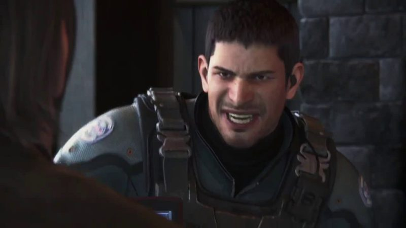 New Resident Evil: Vendetta Images Introduce New BSAA Members