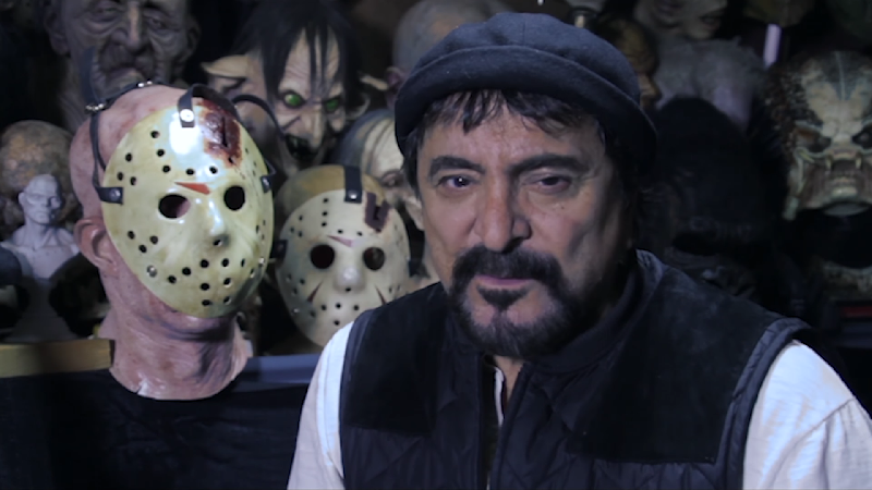 Here's Our First Look at Tom Savini's New Jason in Action