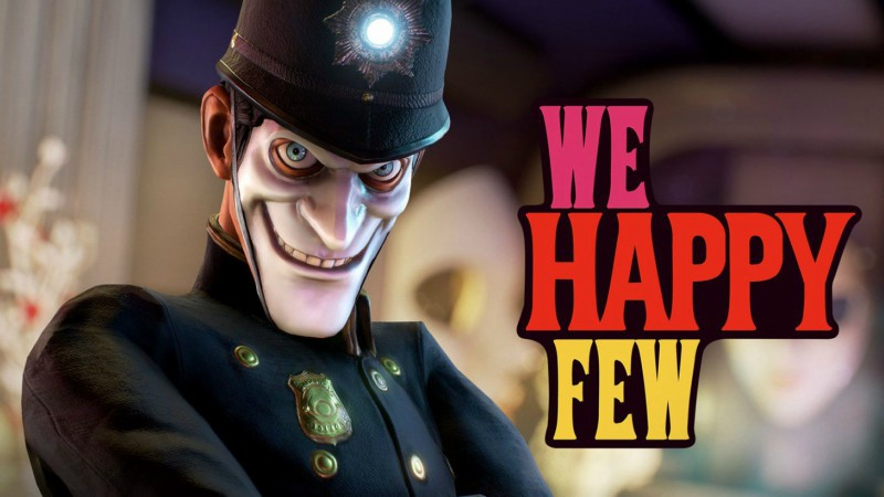 We Happy Few is Headed to the Movies