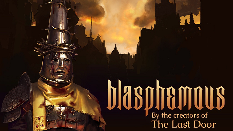 Blasphemous hits Kickstarter with an easy to reach goal