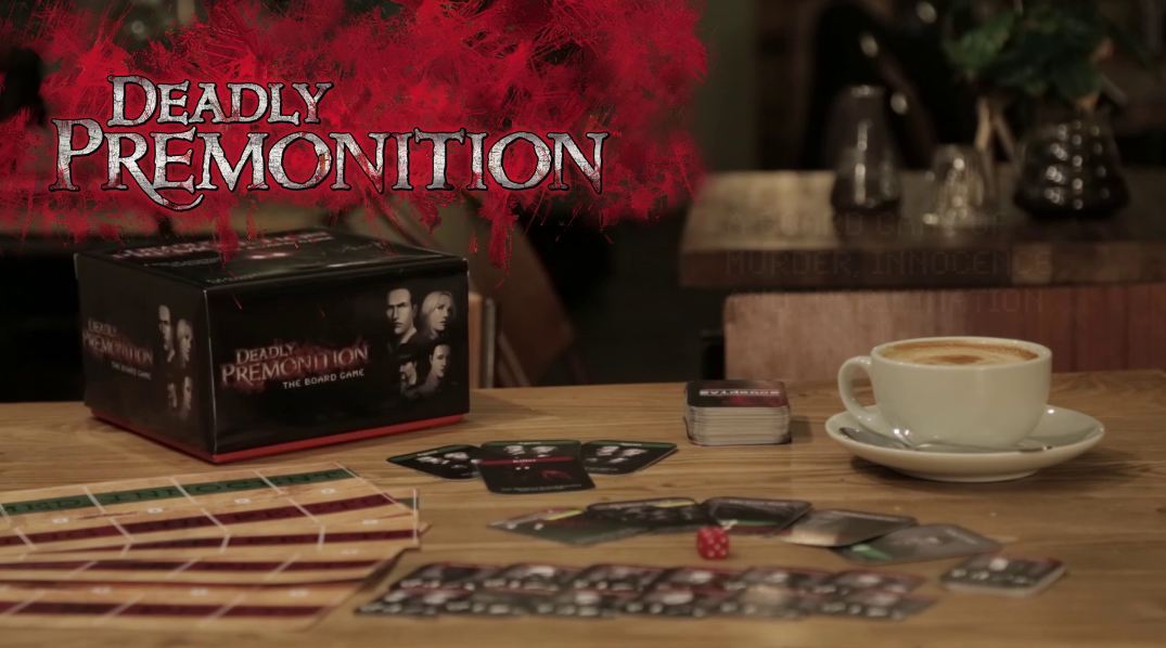 Deadly Premonition May Return as a Board Game this Fall (Update: It's Live)