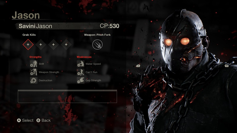 Check Out Friday the 13th: The Game's Tom Savini Jason! [Video]