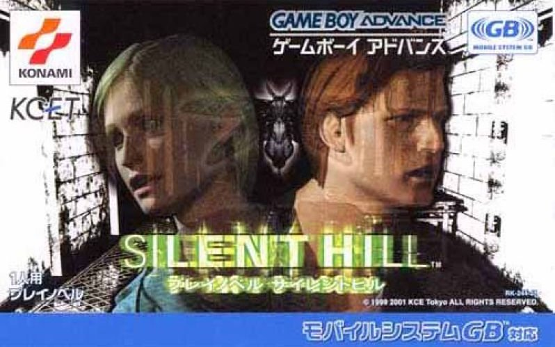 Fan Ports GBA Silent Hill Play Novel to PC