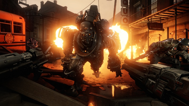 E3 2017: Wolfenstein 2: The New Colossus Offers Catharsis Through Nazi-Slaying