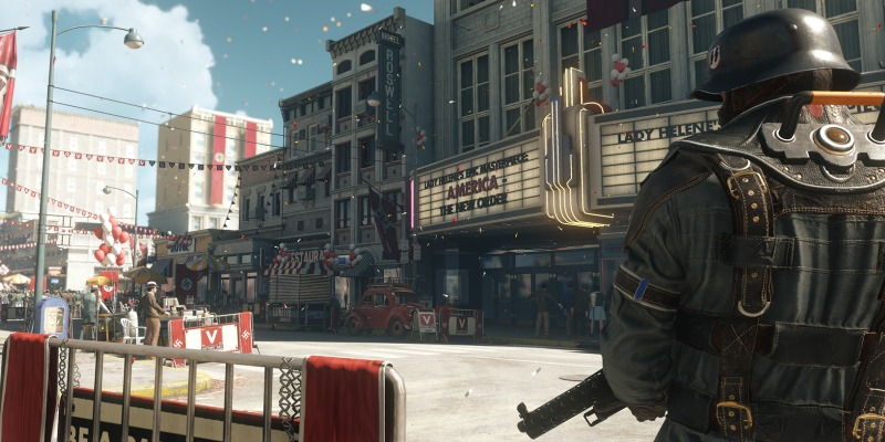New Wolfenstein II Gameplay Trailer Really Likes Murdering Nazis