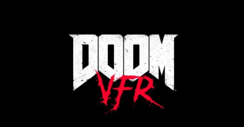 E3 2017: DOOM VFR Coming to PSVR and Vive
