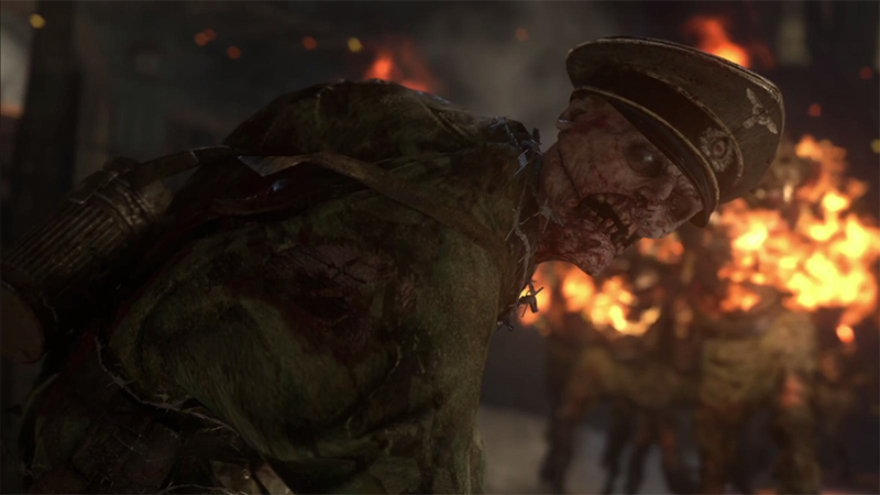 COD WWII: Army of the Dead trailer leaks, David Tennant announced (Update: New Link)