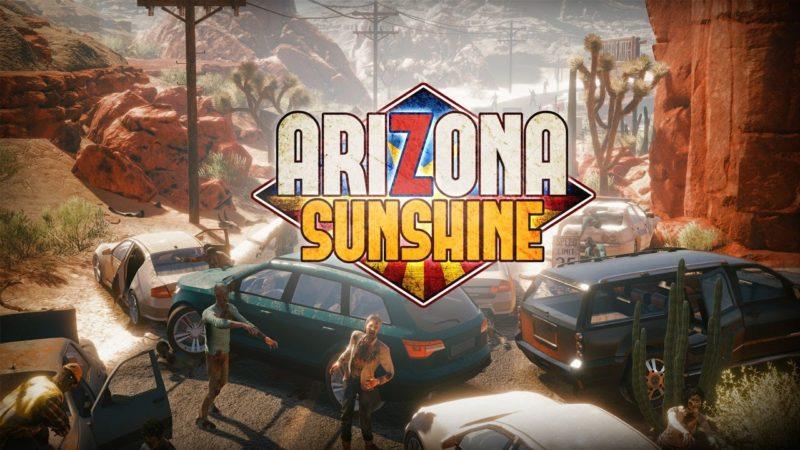 Review: Arizona Sunshine (PSVR)