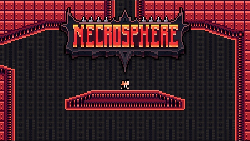 If Twin Peaks Was a Metroidvania it Might Be Necrosphere