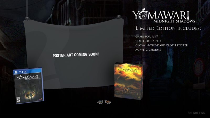 Yomawari: Midnight Shadows Gets New Trailer, Collector's Edition Pre-order