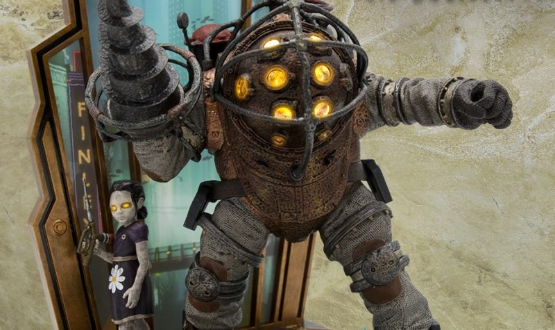Celebrate BioShock's 10th anniversary with a beautiful collector's edition set