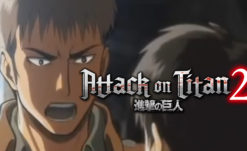 Attack on Titan 2 by Koei Tecmo announced for Early 2018
