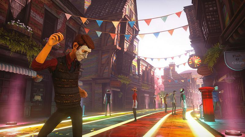 We Happy Few Is Coming to PS4 April 13, 2018
