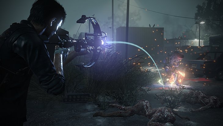 The Evil Within 2's Advanced Customization Offers a Sebastian for Everyone