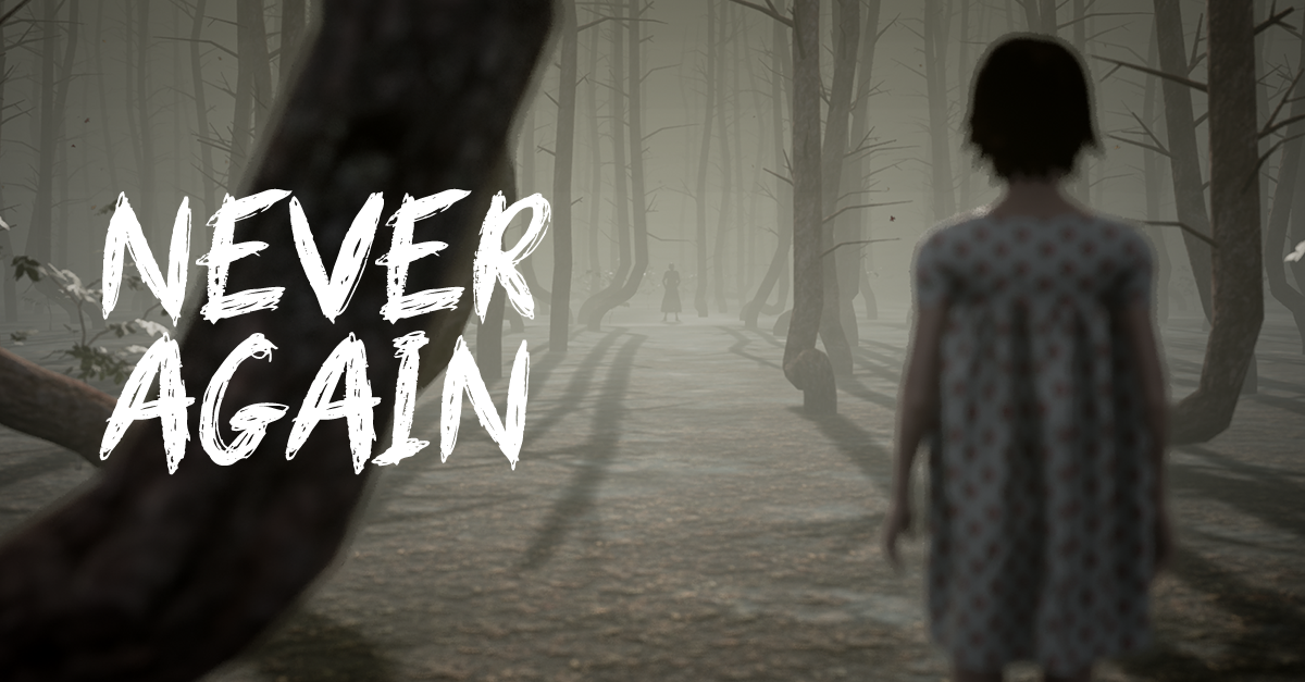 It's Hard to Breathe in Never Again – Now on Steam