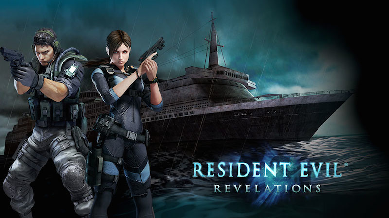 Review: Resident Evil Revelations (PS4, Xbox One)
