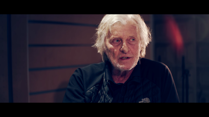 Go Behind the Scenes of Observer with Rutger Hauer