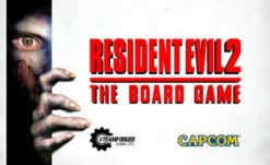 Resident Evil 2 (The Board Game) Blows Away Kickstarter Goal, Tons of Extra Goodies For Supporters
