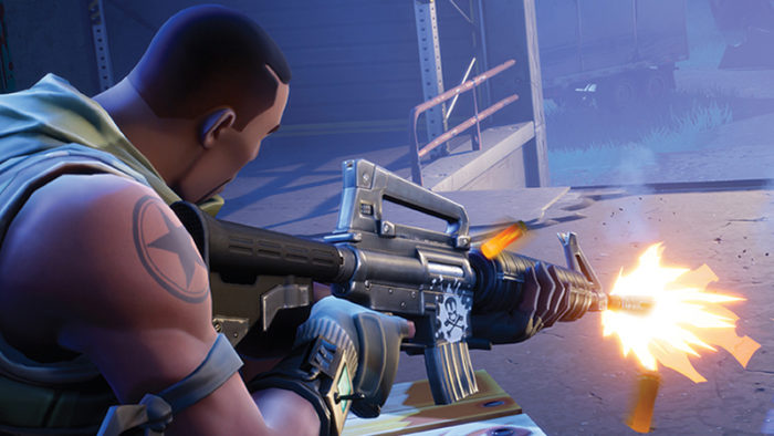 Fortnite announces Battle Royale Mode is F2P