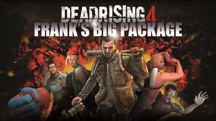 Dead Rising 4 Coming to PS4 With 'Frank's Big Package' Edition