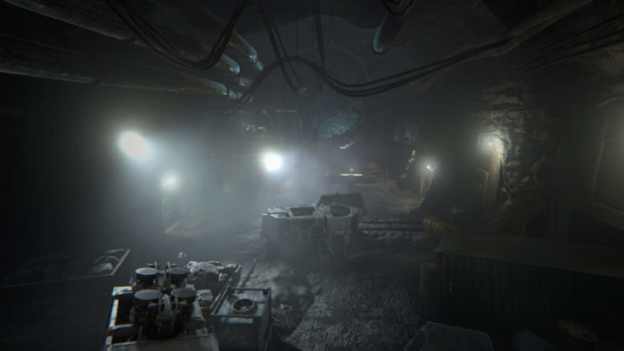 Check Out 8 Minutes of RE7: Not A Hero Footage From TGS