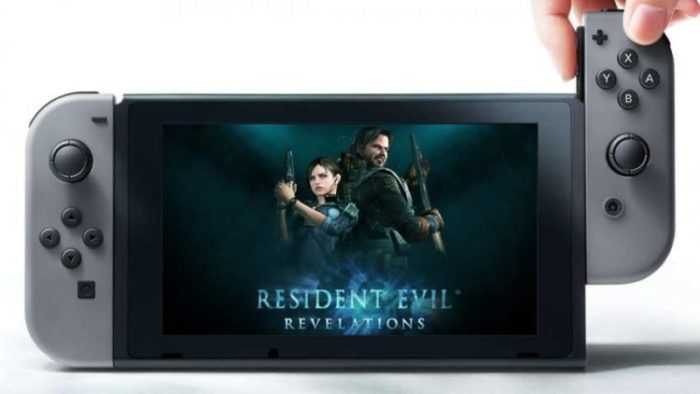 Switch Version of RE: Revelations 1&2 Supports Amiibo and Motion Controls