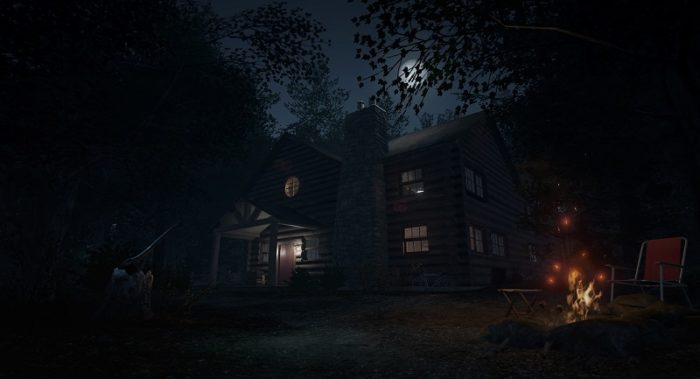 Here's What The Friday the 13th Virtual Cabin 2.0 Update Looks Like