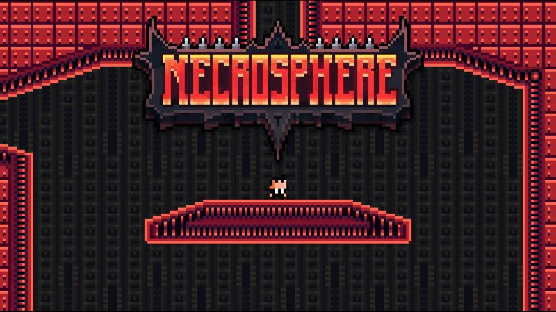 Escape the Afterlife Using Two Buttons in Necrosphere