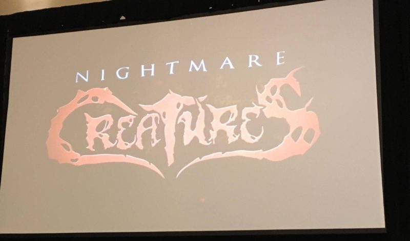PAX West 2017: Nightmare Creatures Reboot Announced