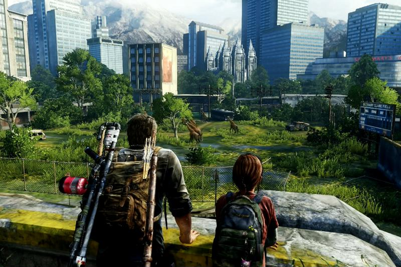 The Last of Us Gets New Display Options with PS4 Pro Patch