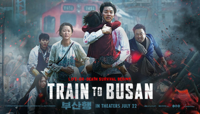 Horror Movie Commentary #12 – Train to Busan (Download Now)!