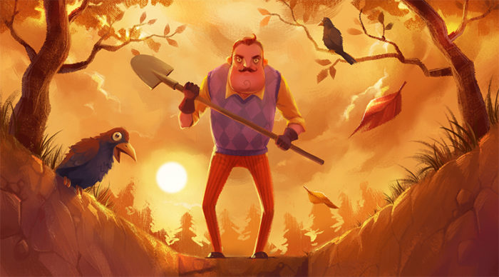 Hello Neighbor gets new trailer for Halloween