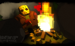 Friday the 13th: Killer Puzzle Announced for Mobiles