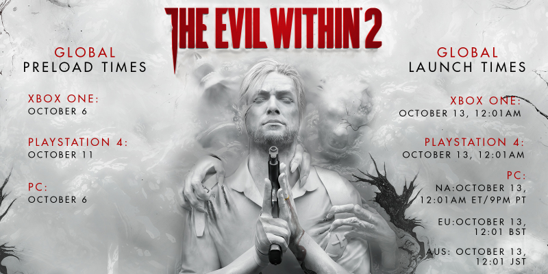 The Evil Within 2 on PC is a Demanding Beast - Rely on Horror