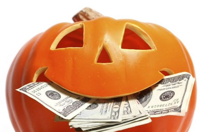 The 2017 Halloween Game Sales List