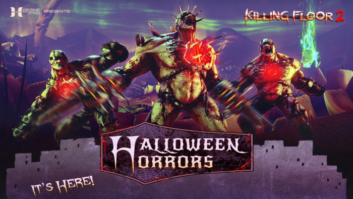 Killing Floor 2 Receives A Very Spooky Halloween Update