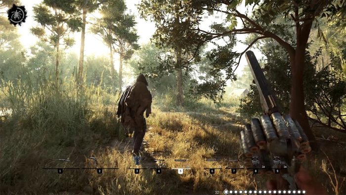 Hunt: Showdown Trailer Introduces PvP in a PvE World