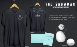 Featured Giveaway: THE SNOWMAN – Exclusive Prize Pack