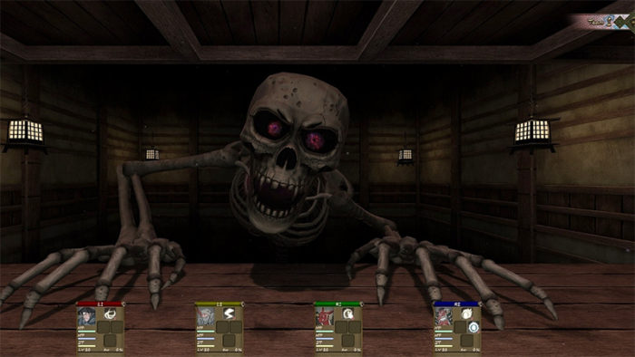 Hyakki Castle spooks Steam next week