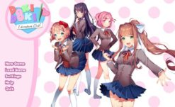 CJ Plays: Doki Doki Literature Club – Full Playthrough [Video]