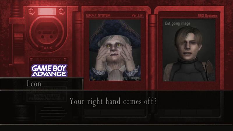 Resident Evil Gameboy