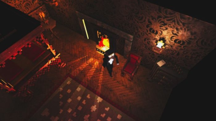 Voxel Horror Game 'The Padre' Now Live On Kickstarter