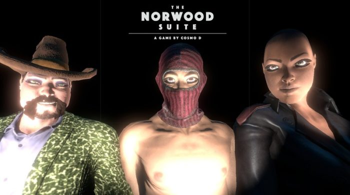 The Norwood Suite – If David Lynch Played With G-Mod