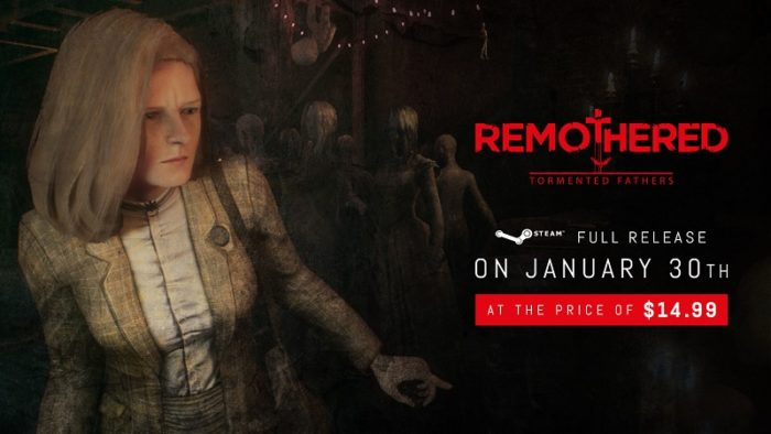 Remothered: Tormented Fathers Launches Officially on January 30th