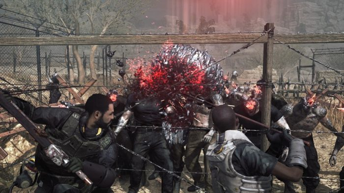 Metal Gear Survive is Fortnite Meets State of Decay