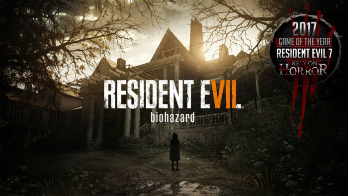 Rely on Horror's 2017 Game of the Year is … Resident Evil 7: Biohazard